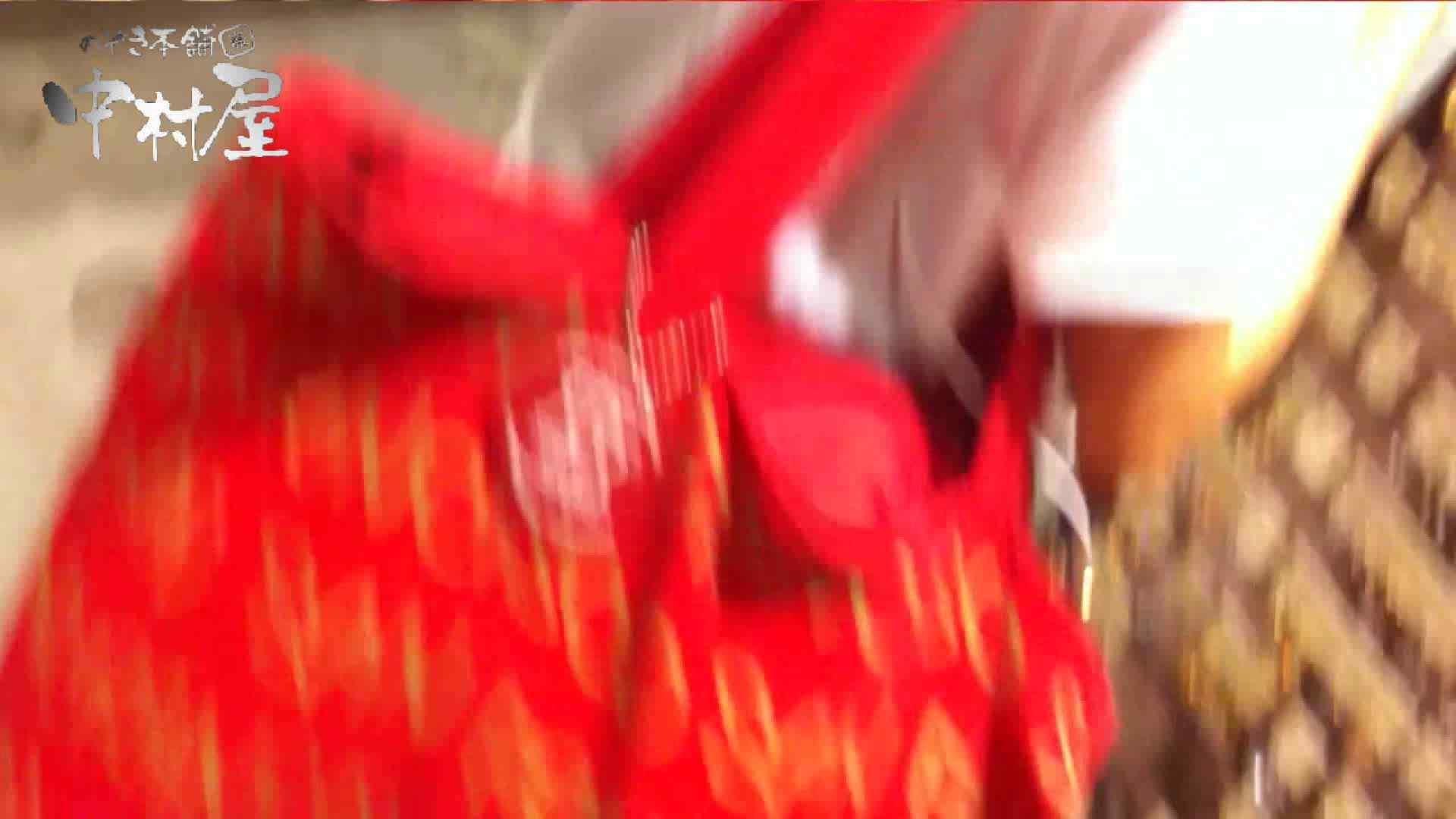 盗撮AV:vol.59 美人アパレル胸チラ&パンチラ 色白のカワイイ店員さん:のぞき本舗 中村屋