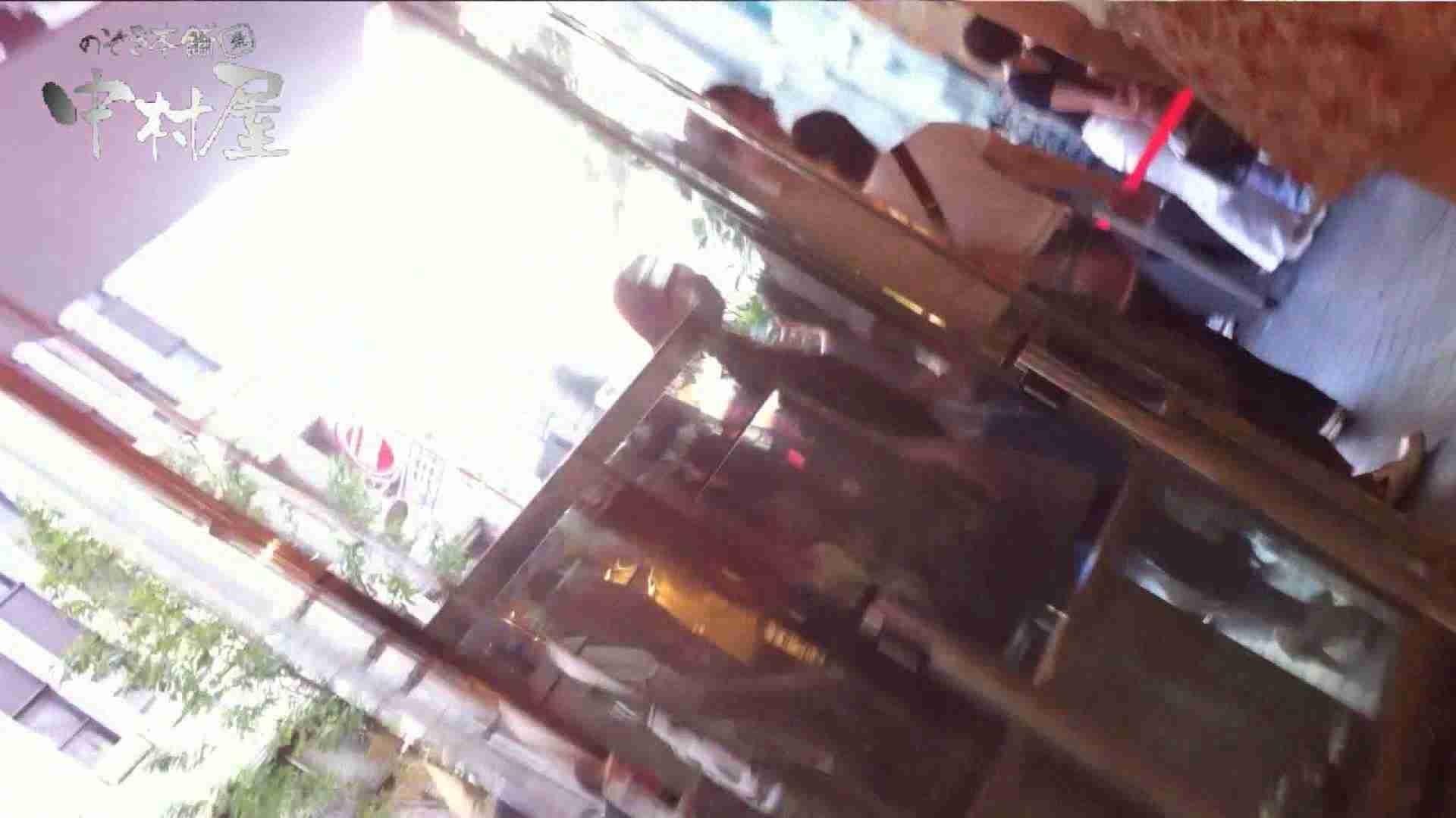 盗撮AV:vol.61 美人アパレル胸チラ&パンチラ テカピンクのおパンツさん:のぞき本舗 中村屋