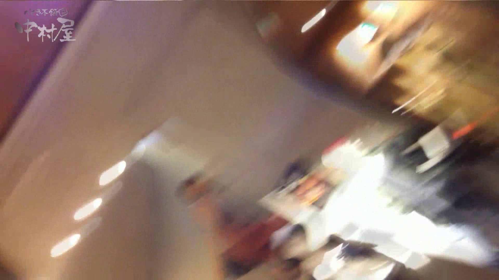 vol.75 美人アパレル胸チラ&パンチラ きれいな髪のおねーさんはド派手パンツ チラ  93枚 55