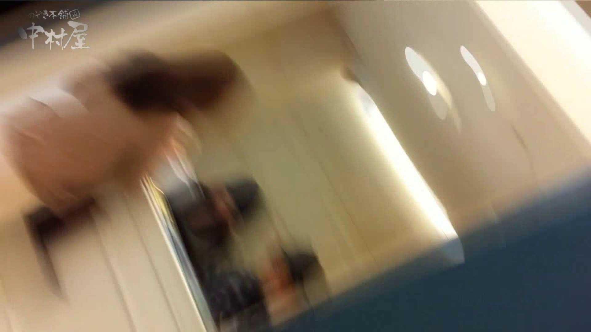 vol.75 美人アパレル胸チラ&パンチラ きれいな髪のおねーさんはド派手パンツ チラ | 胸チラ  93枚 71