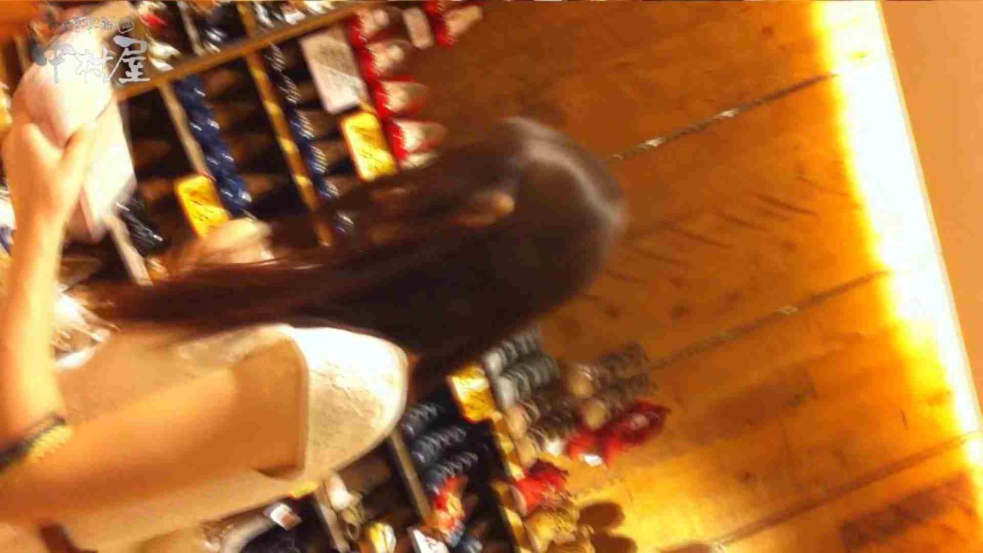 vol.81 美人アパレル胸チラ&パンチラ 食い込みショッピング 綺麗なOLたち   胸チラ  100枚 51