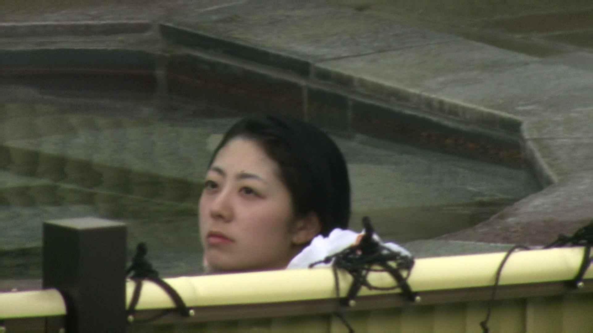 Aquaな露天風呂Vol.04 盗撮   綺麗なOLたち  82枚 70