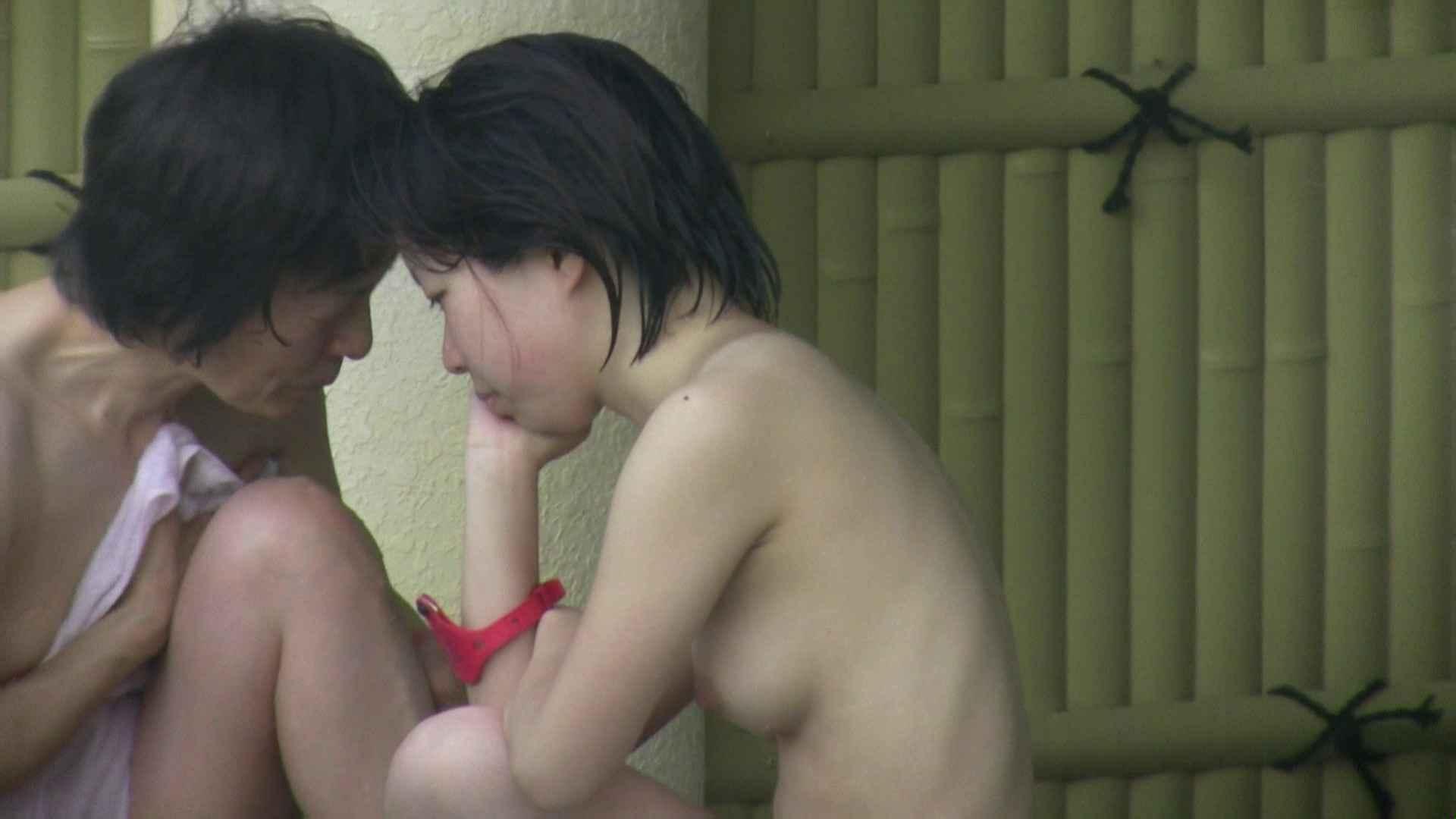 Aquaな露天風呂Vol.06【VIP】 露天 隠し撮りオマンコ動画紹介 87枚 14