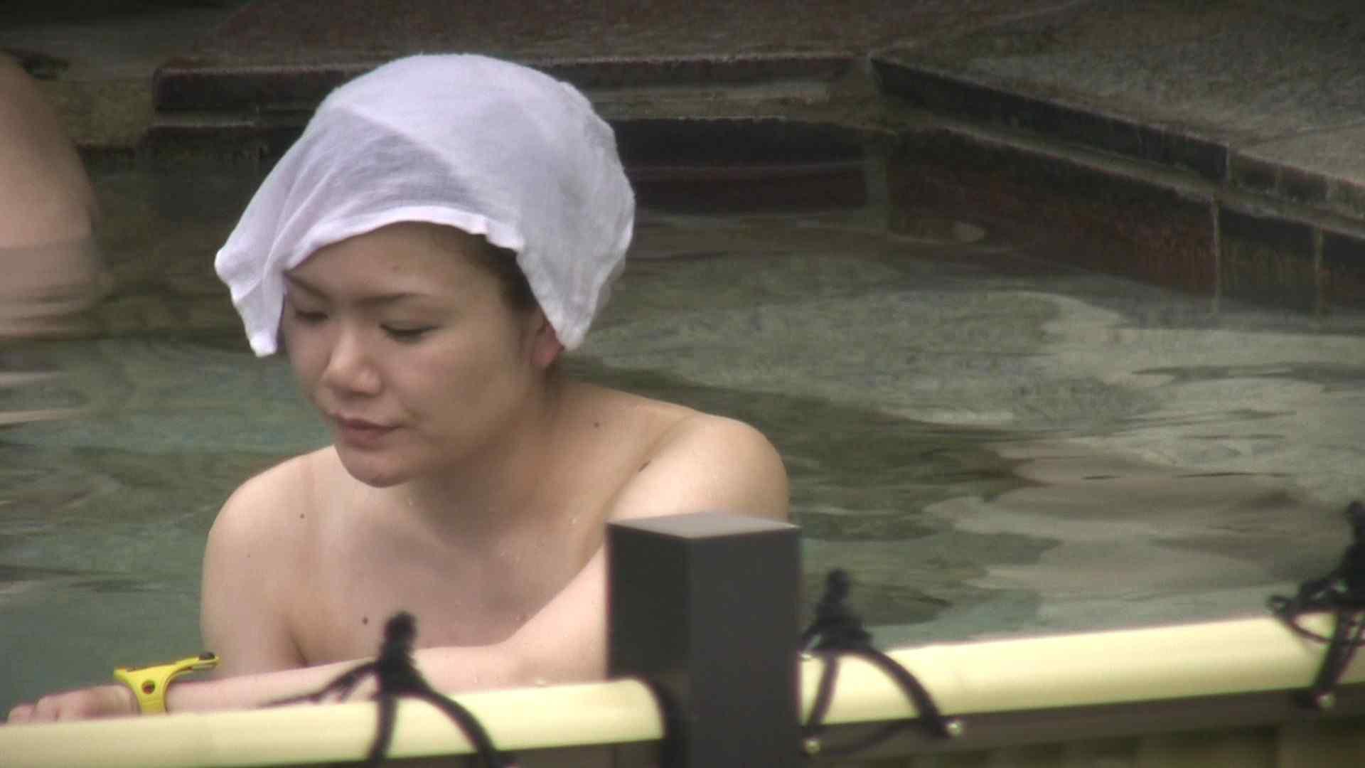 Aquaな露天風呂Vol.12【VIP】 露天 エロ無料画像 84枚 38