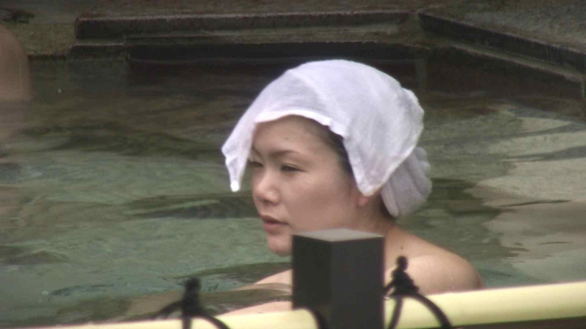 Aquaな露天風呂Vol.12【VIP】 綺麗なOLたち  84枚 75