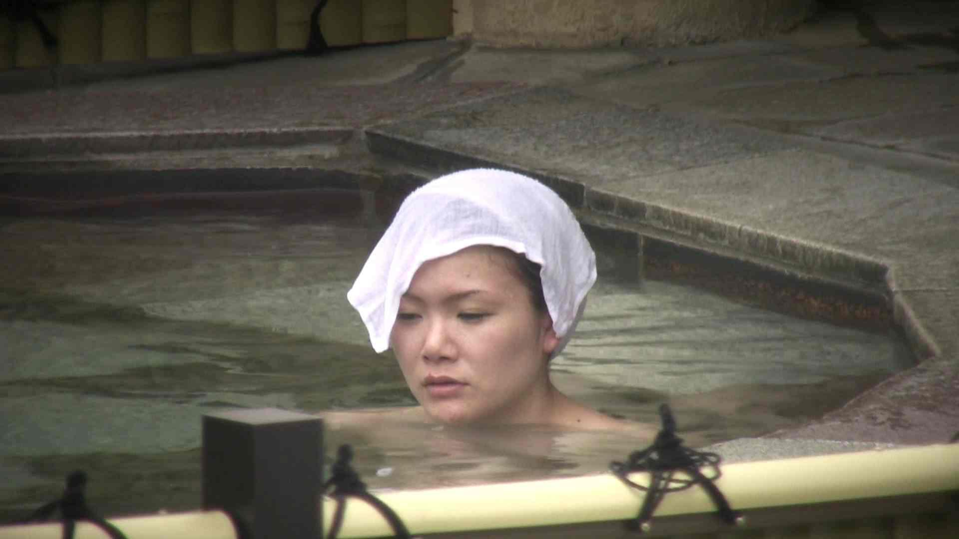 Aquaな露天風呂Vol.12【VIP】 綺麗なOLたち  84枚 84