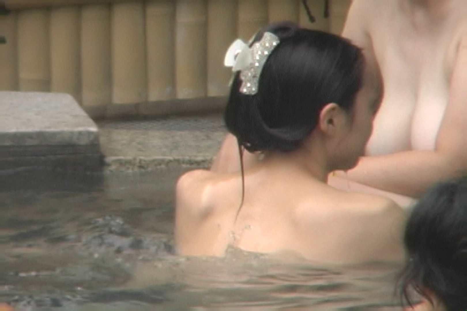 Aquaな露天風呂Vol.41 綺麗なOLたち | 露天  89枚 19