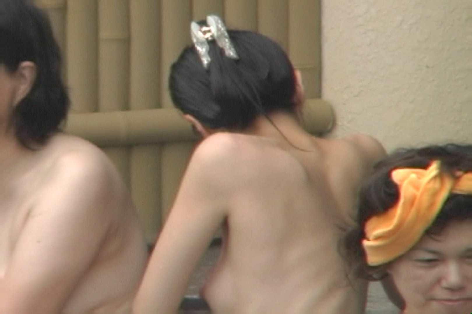 Aquaな露天風呂Vol.41 盗撮 戯れ無修正画像 89枚 38