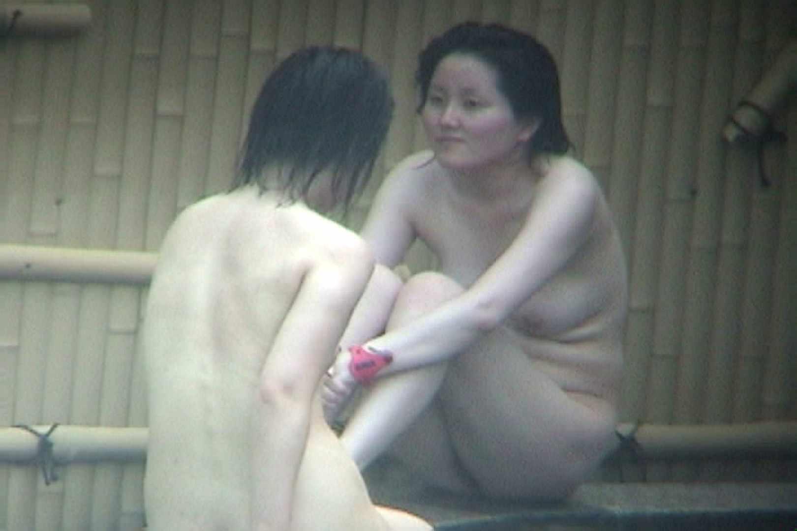 Aquaな露天風呂Vol.107 露天  96枚 12