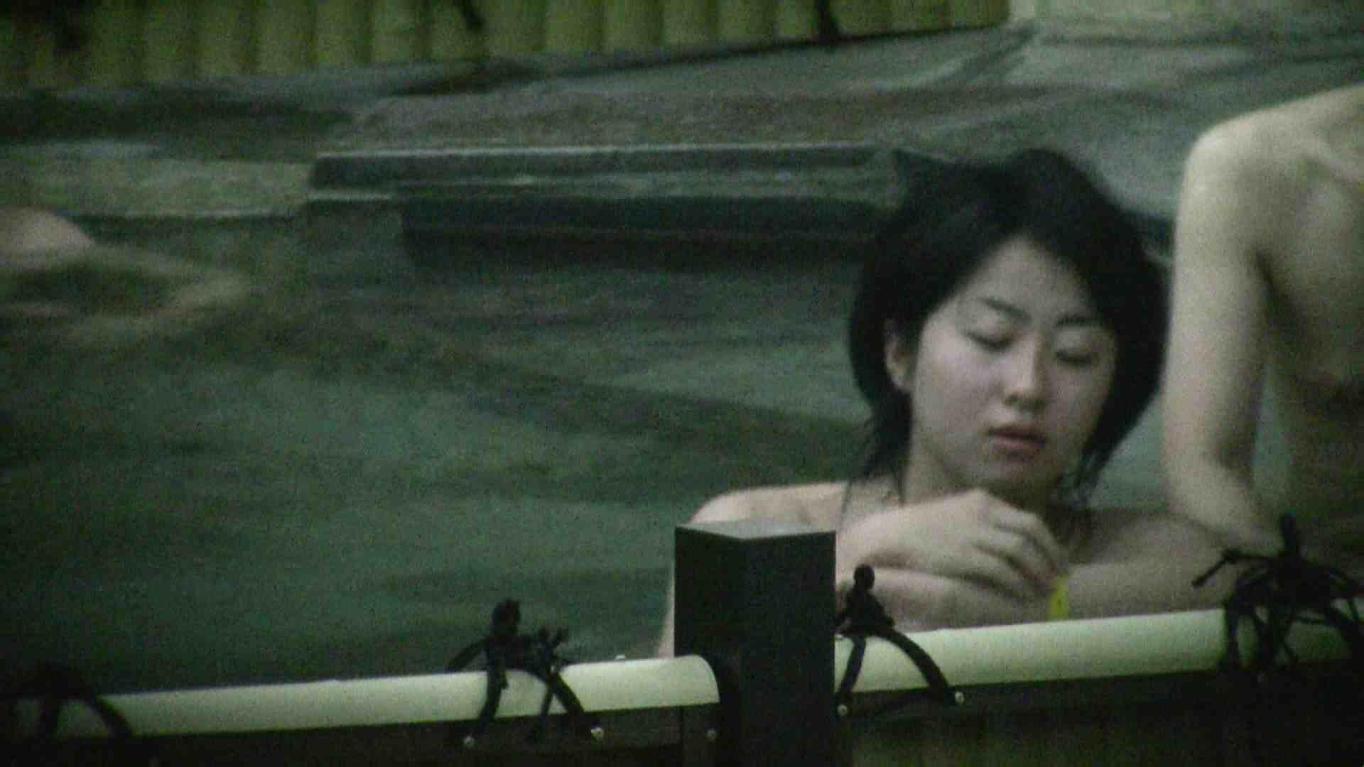 Aquaな露天風呂Vol.112 露天 | 綺麗なOLたち  73枚 58