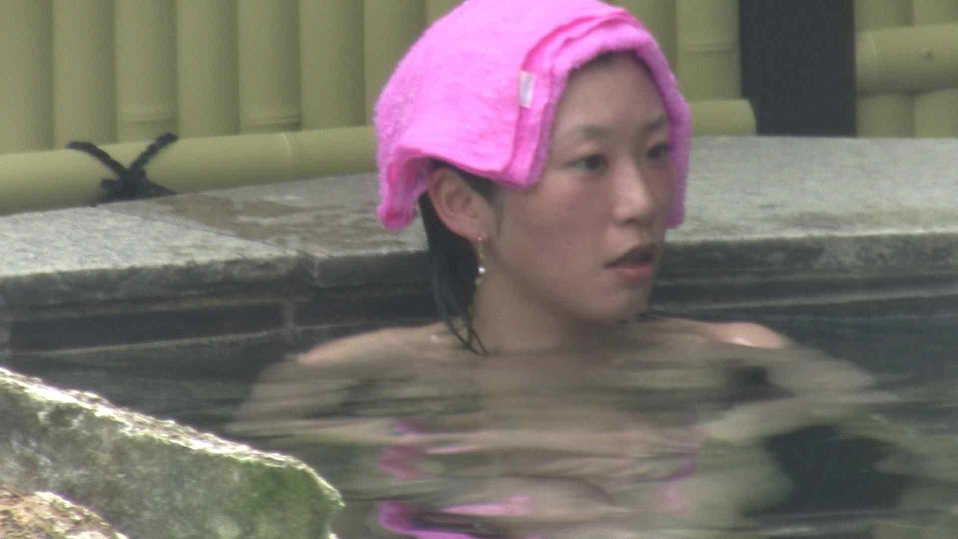 盗撮AV:Aquaな露天風呂Vol.127:のぞき本舗 中村屋