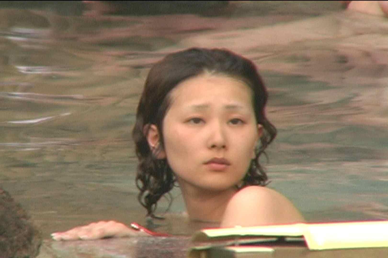 Aquaな露天風呂Vol.131 露天 | 綺麗なOLたち  90枚 4