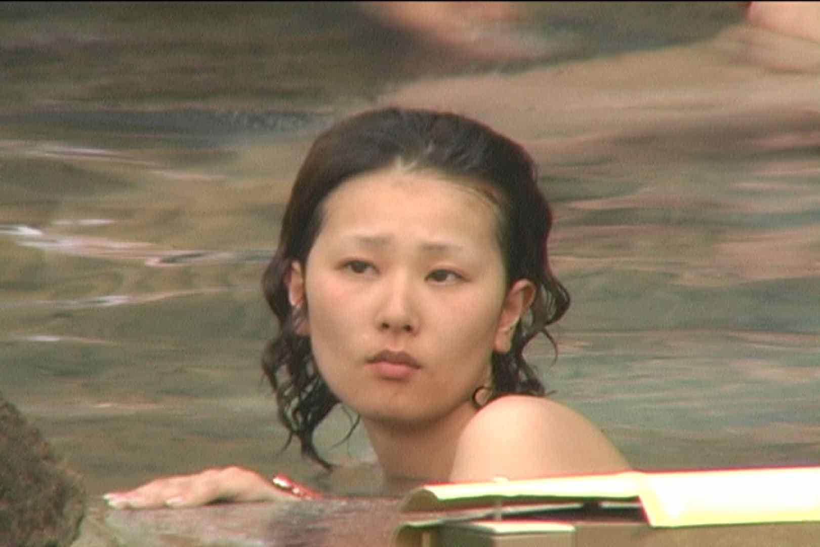 Aquaな露天風呂Vol.131 露天 | 綺麗なOLたち  90枚 25