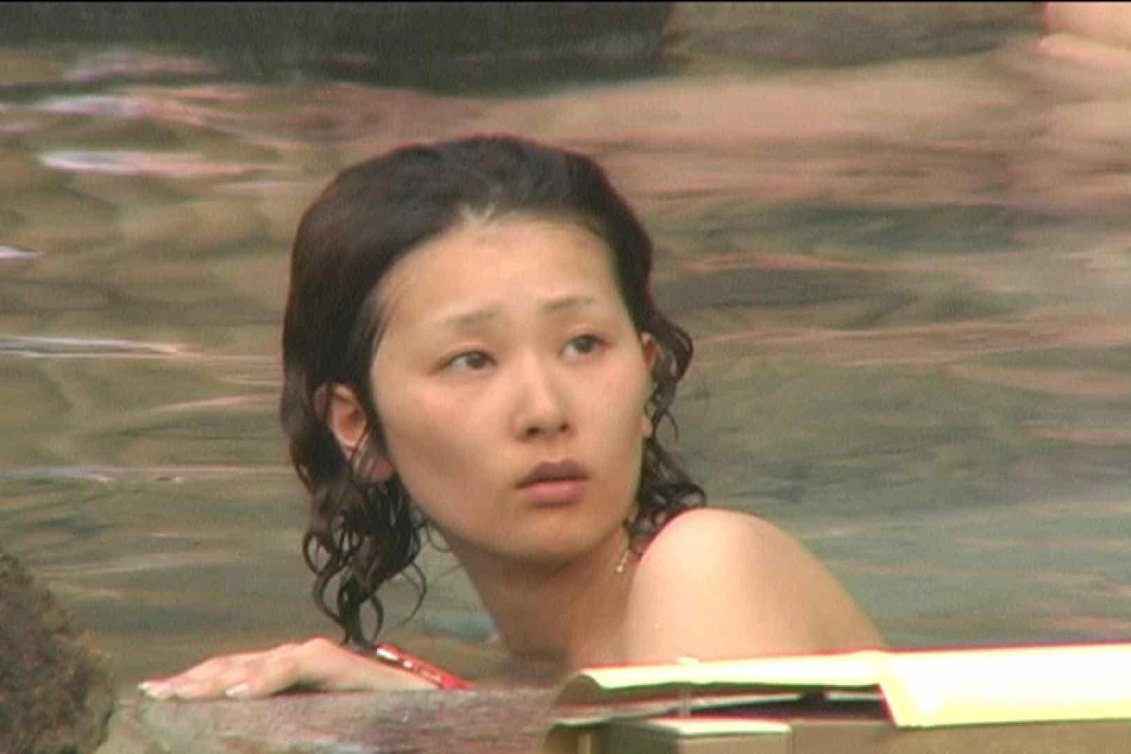 Aquaな露天風呂Vol.131 露天 | 綺麗なOLたち  90枚 31