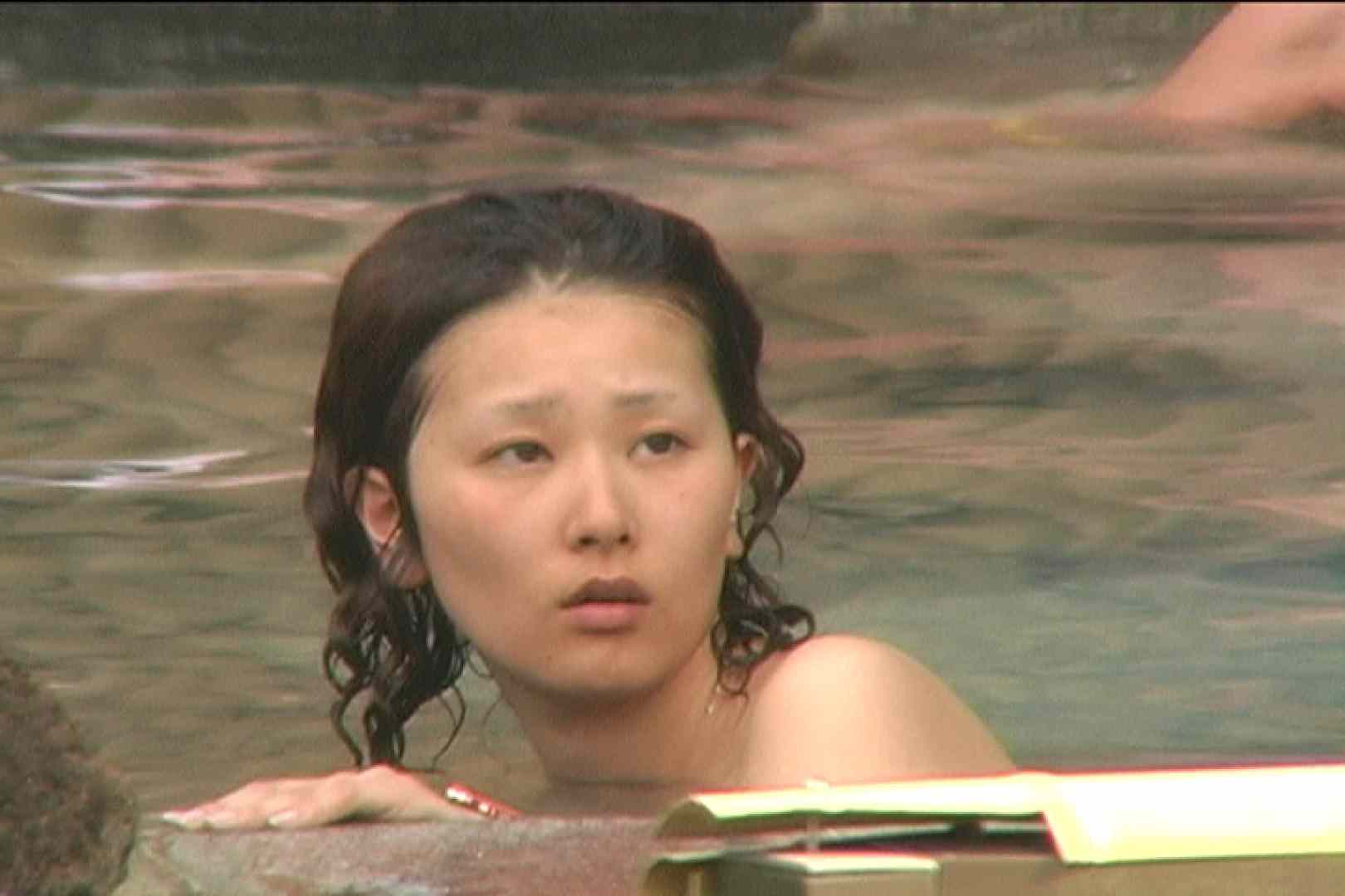 Aquaな露天風呂Vol.131 露天 | 綺麗なOLたち  90枚 37