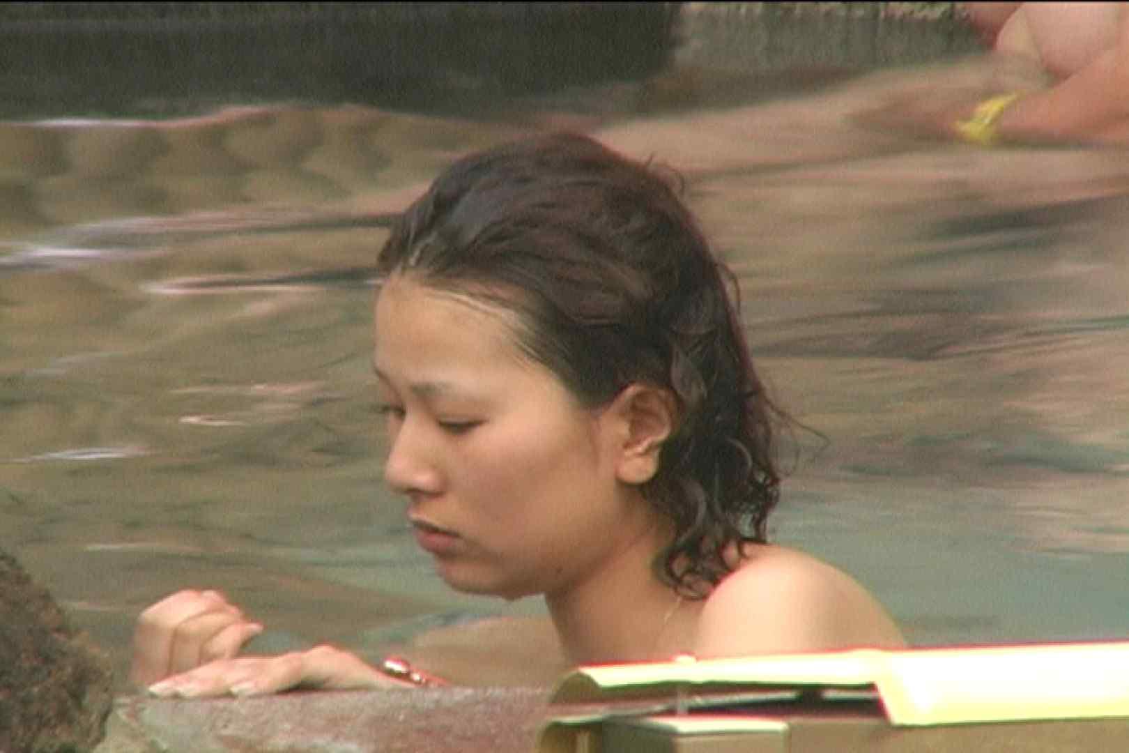 Aquaな露天風呂Vol.131 露天 | 綺麗なOLたち  90枚 40