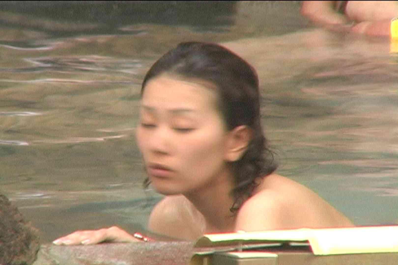 Aquaな露天風呂Vol.131 露天 | 綺麗なOLたち  90枚 43
