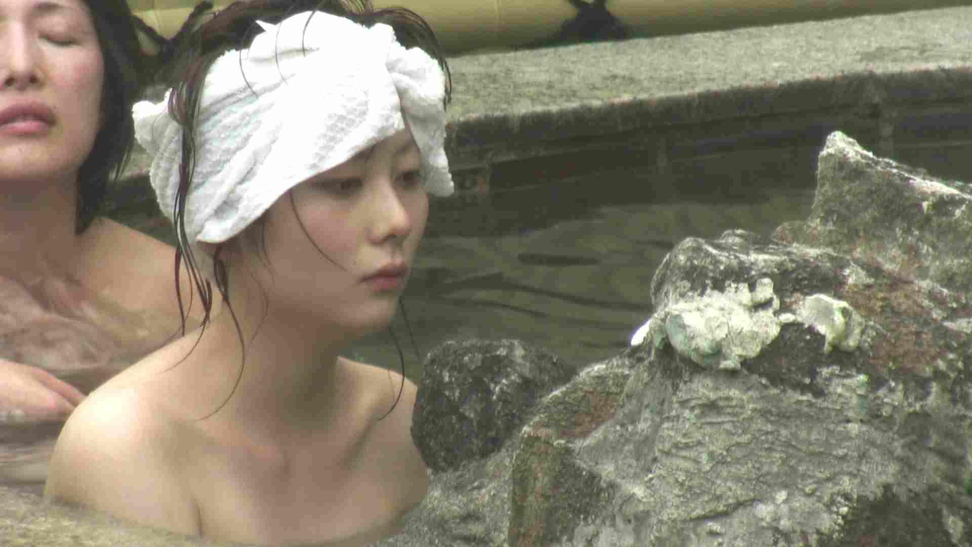 Aquaな露天風呂Vol.147 露天   盗撮  102枚 25