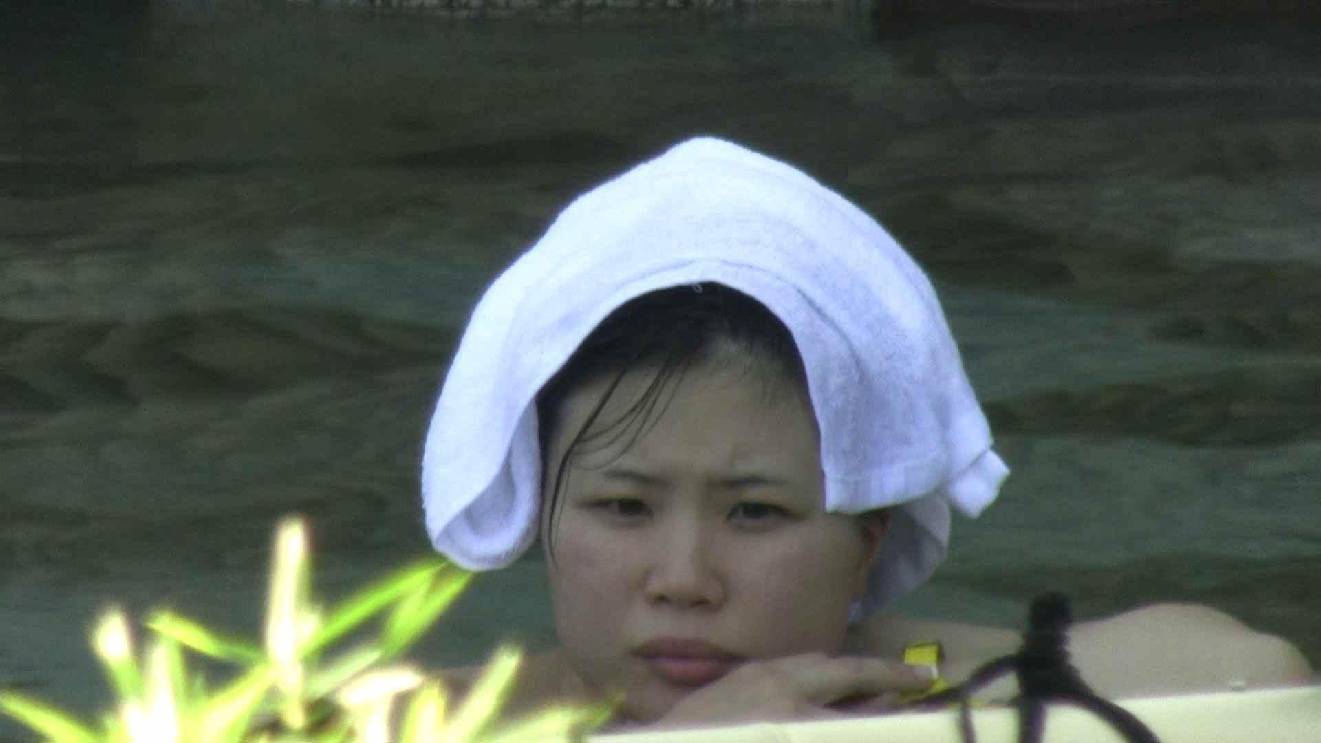 Aquaな露天風呂Vol.183 綺麗なOLたち | 露天  53枚 28