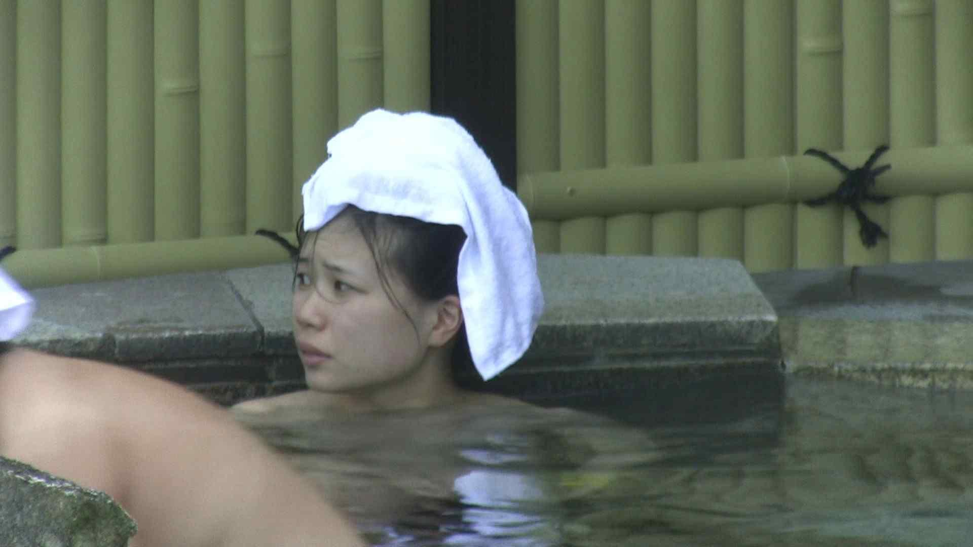 Aquaな露天風呂Vol.183 綺麗なOLたち | 露天  53枚 31