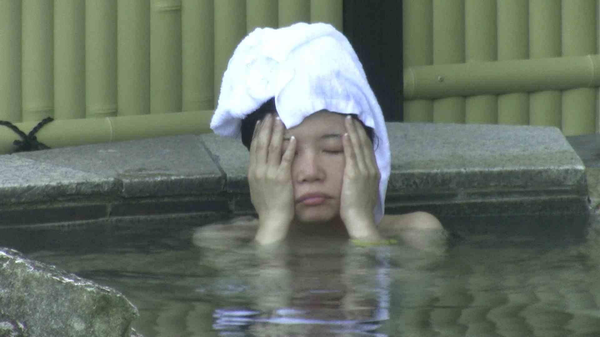 Aquaな露天風呂Vol.183 綺麗なOLたち | 露天  53枚 46