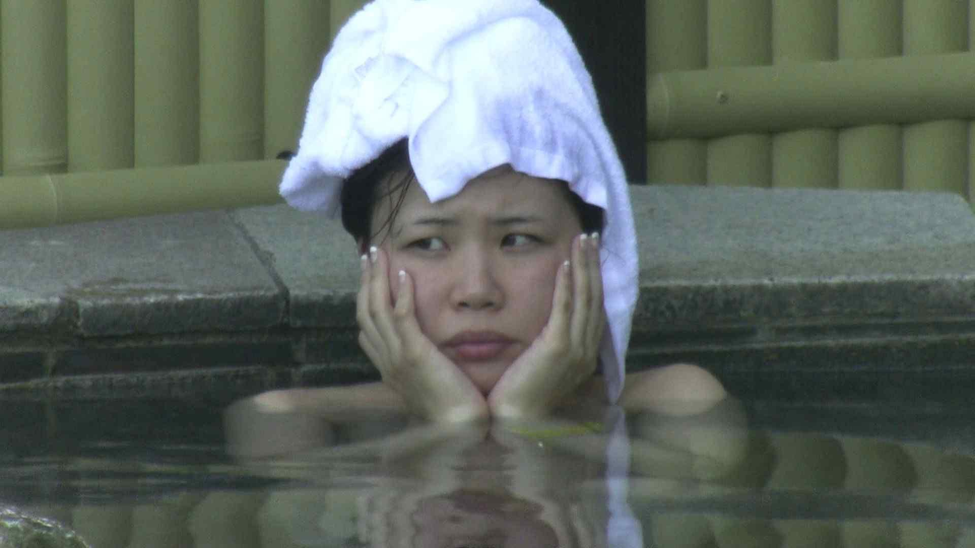 Aquaな露天風呂Vol.183 綺麗なOLたち | 露天  53枚 52