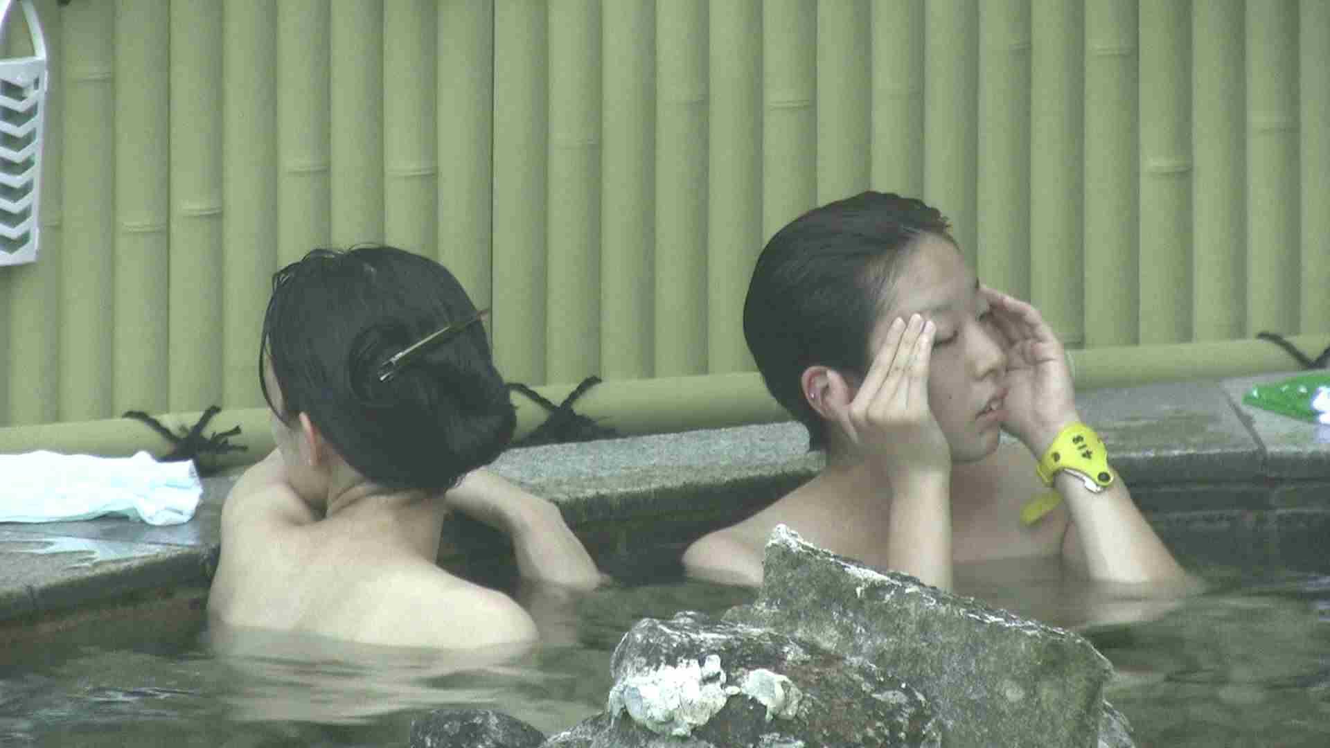 Aquaな露天風呂Vol.195 綺麗なOLたち  93枚 45