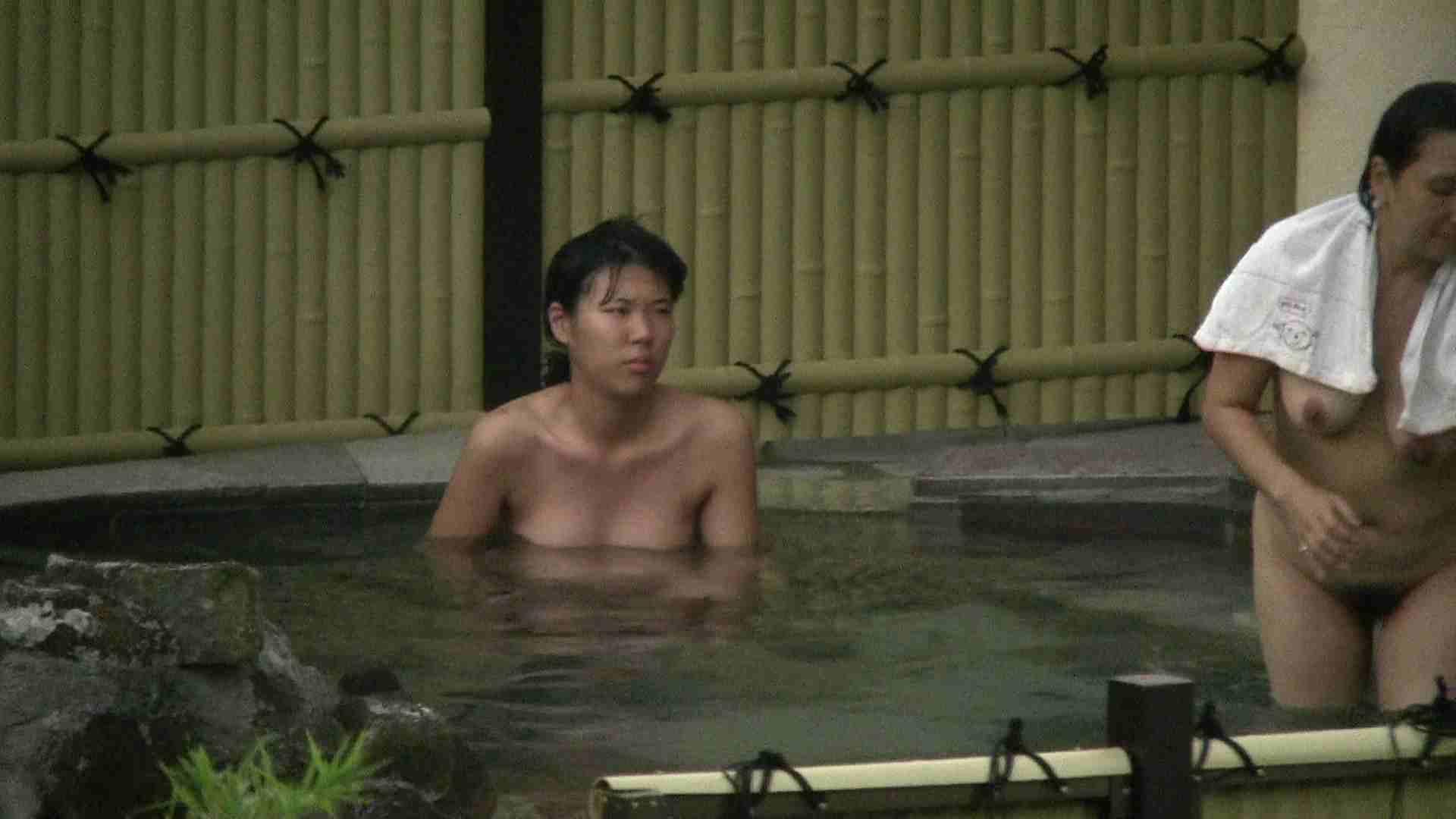 Aquaな露天風呂Vol.215 綺麗なOLたち   露天  106枚 70