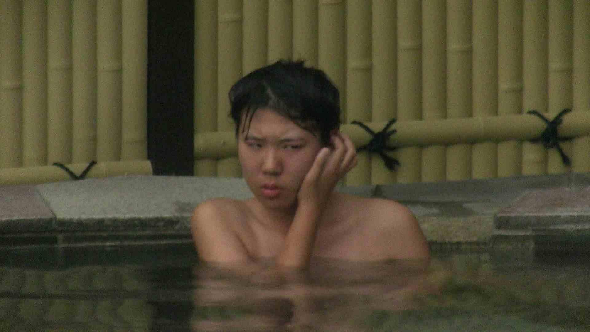 Aquaな露天風呂Vol.215 綺麗なOLたち  106枚 105