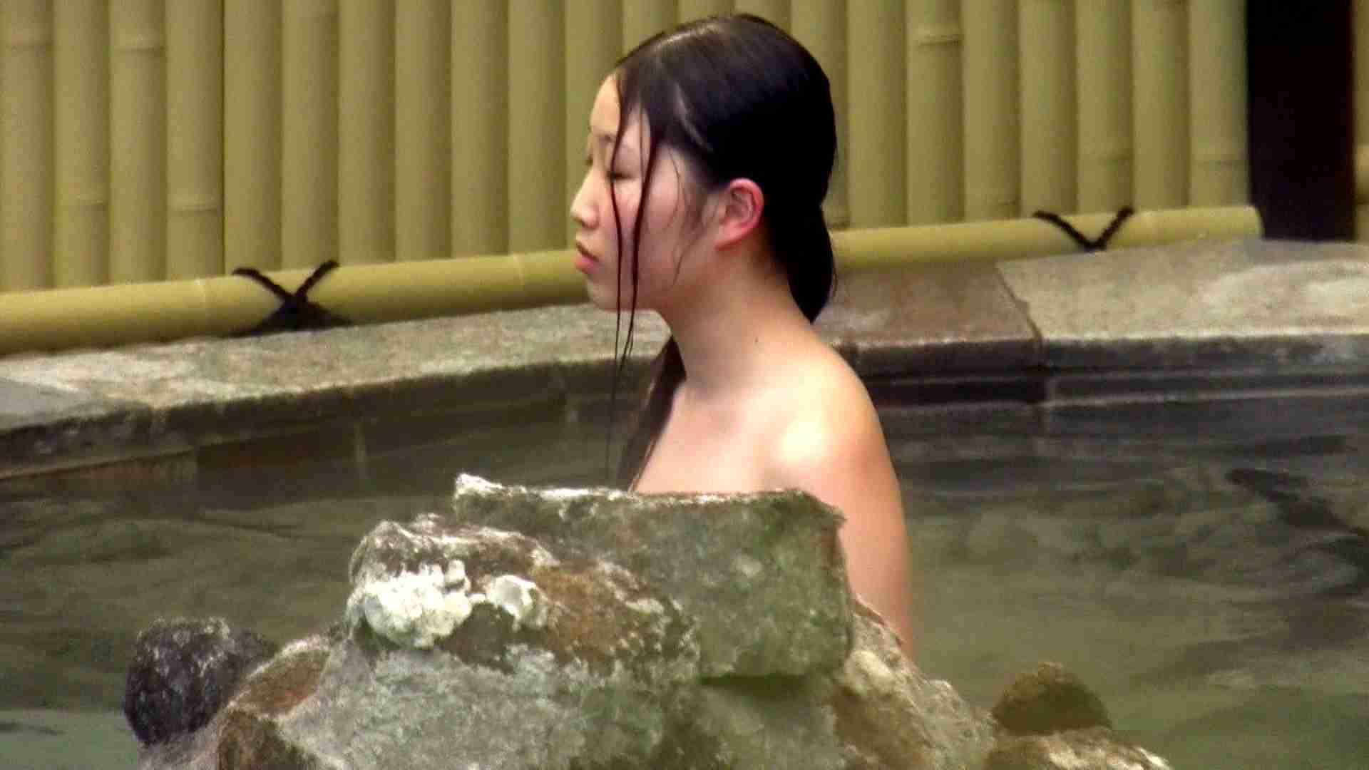Aquaな露天風呂Vol.218 綺麗なOLたち  75枚 24
