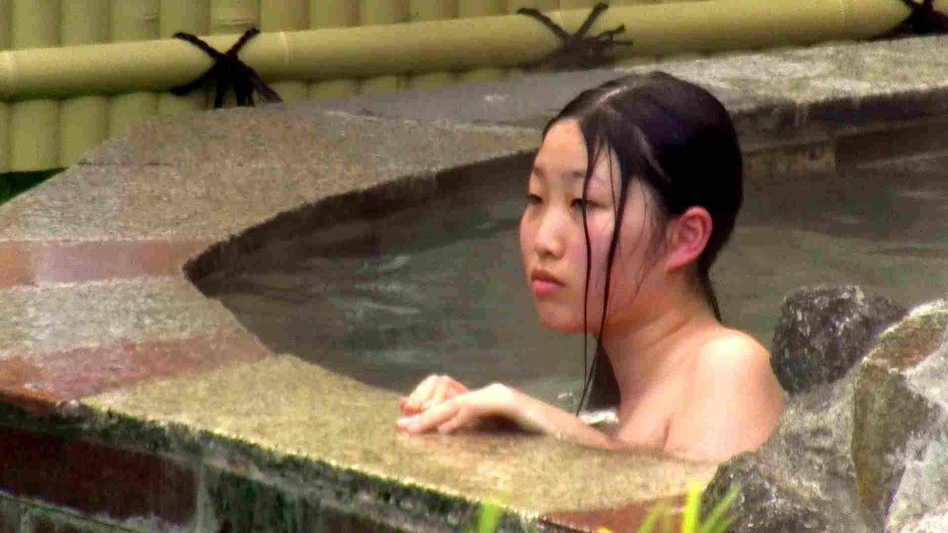 Aquaな露天風呂Vol.218 綺麗なOLたち  75枚 33