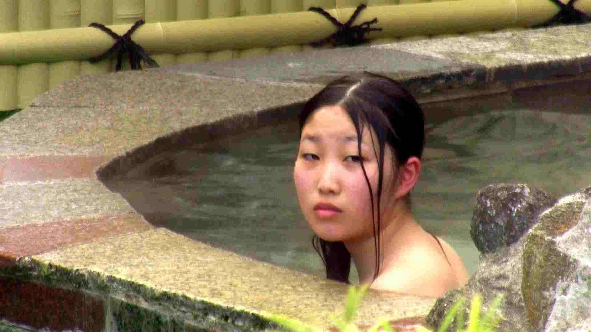 Aquaな露天風呂Vol.218 綺麗なOLたち  75枚 42