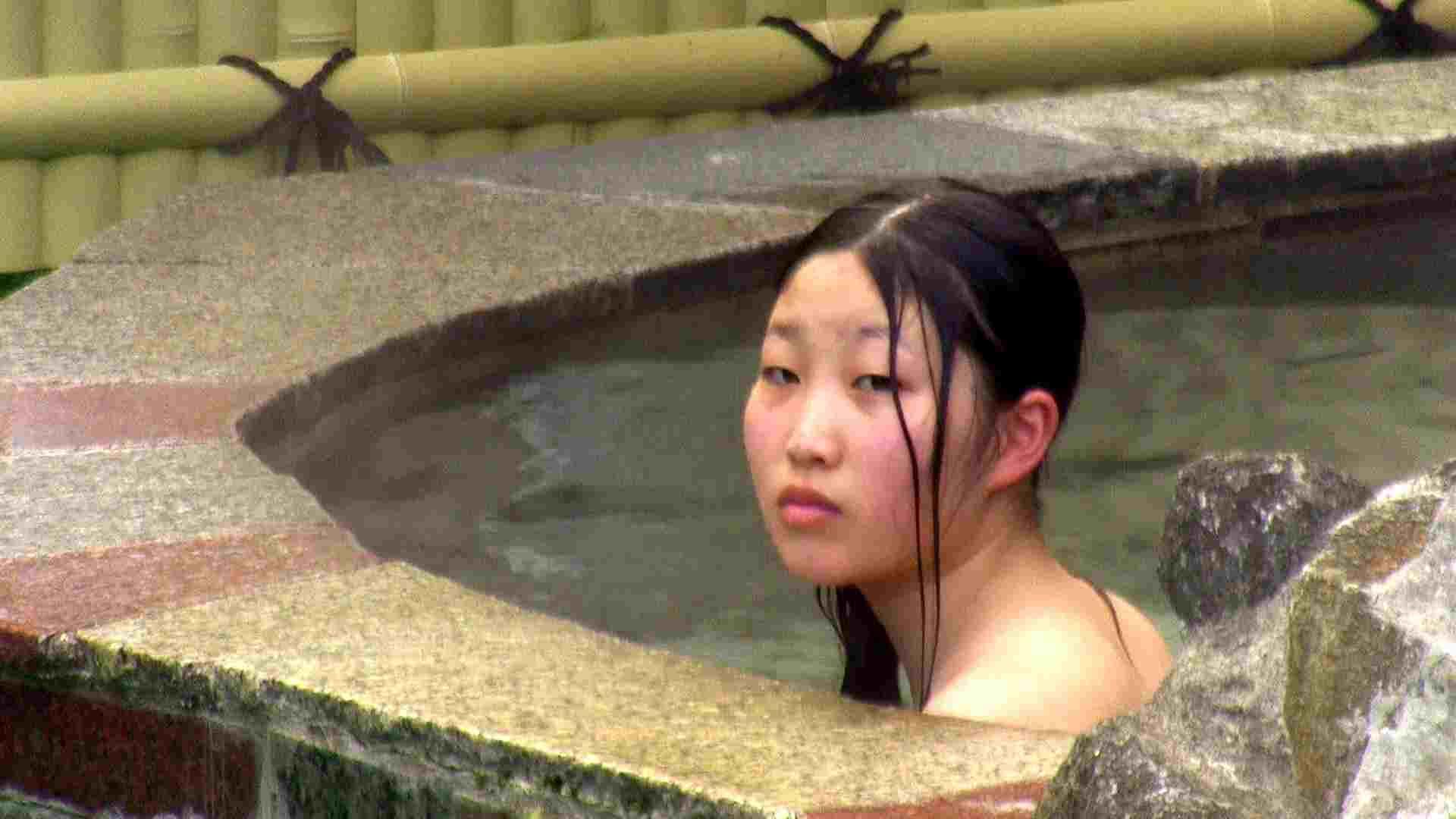Aquaな露天風呂Vol.218 綺麗なOLたち  75枚 48