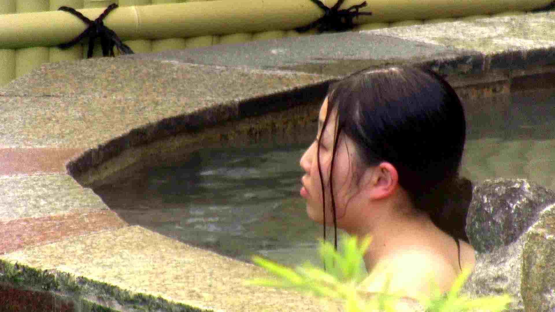 Aquaな露天風呂Vol.218 綺麗なOLたち  75枚 54