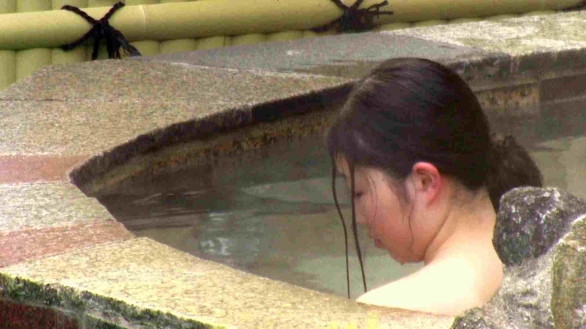 Aquaな露天風呂Vol.218 綺麗なOLたち  75枚 75