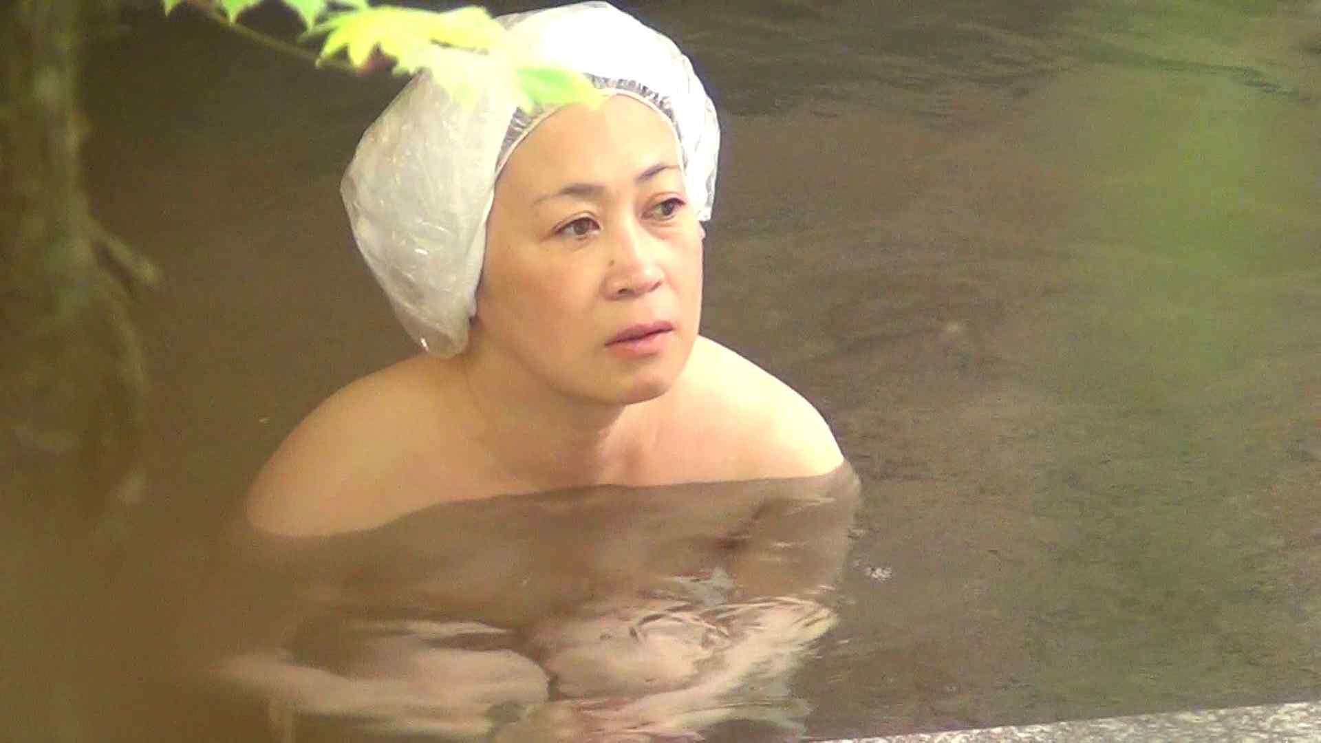 Aquaな露天風呂Vol.247 盗撮 AV無料 82枚 56