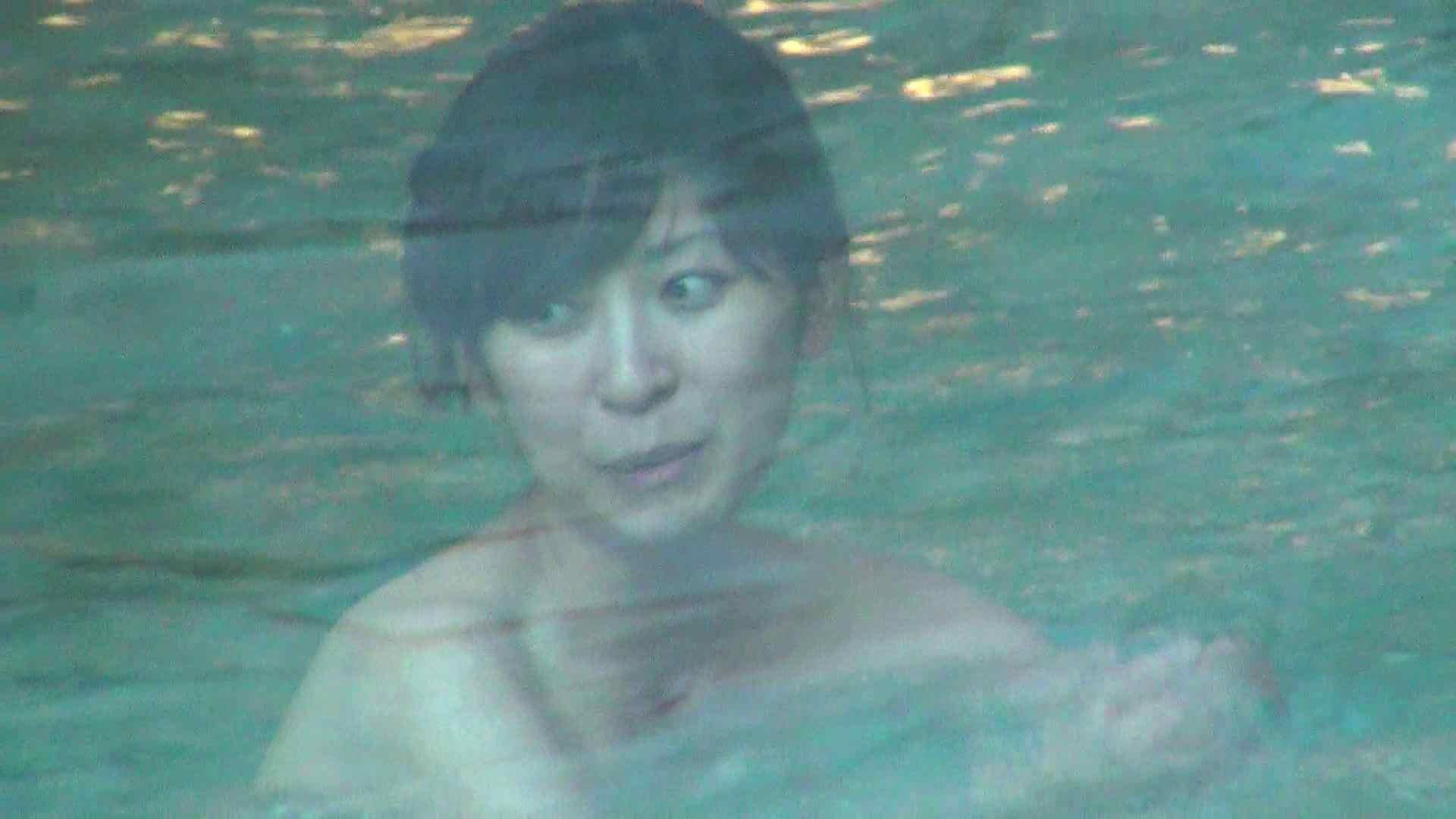 Aquaな露天風呂Vol.294 盗撮 性交動画流出 84枚 65