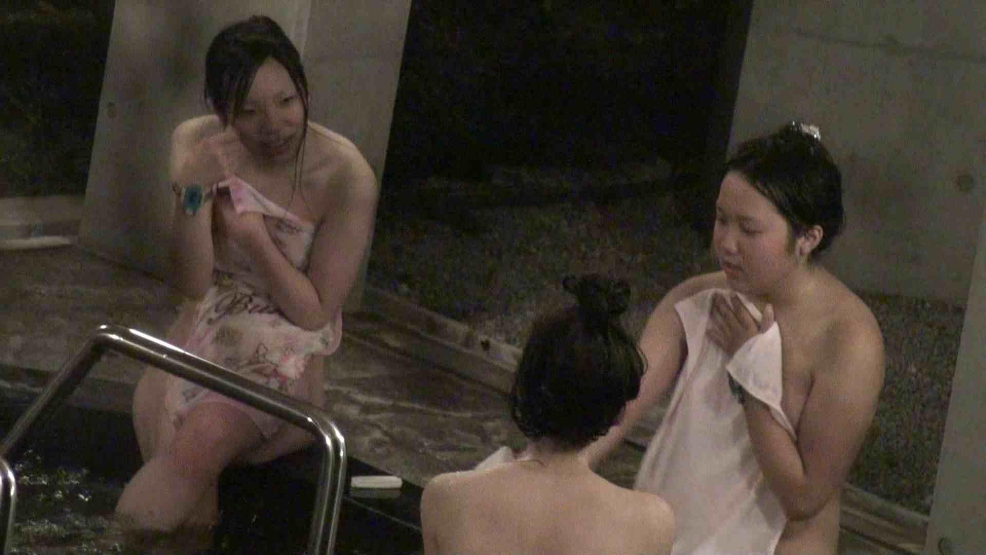 Aquaな露天風呂Vol.383 綺麗なOLたち スケベ動画紹介 99枚 47