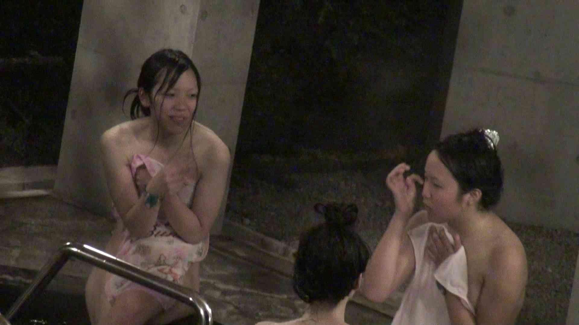 Aquaな露天風呂Vol.383 綺麗なOLたち スケベ動画紹介 99枚 50