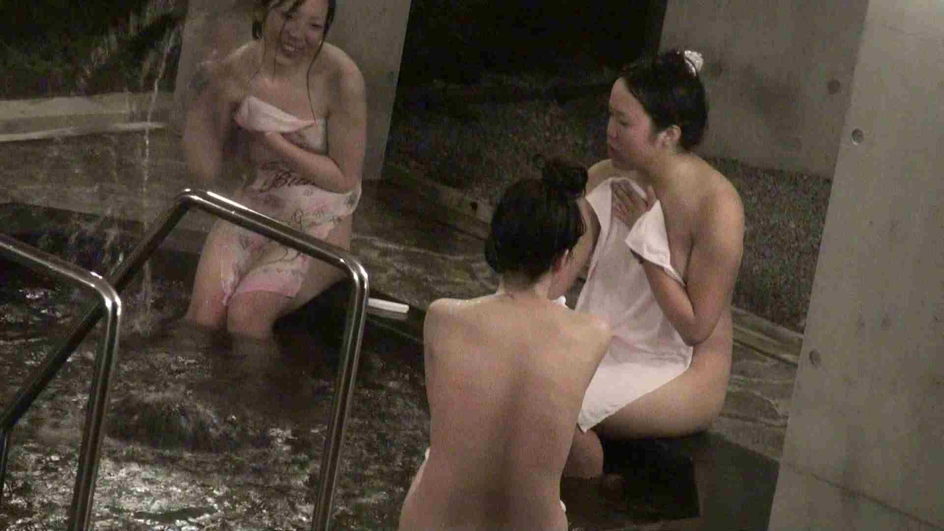 Aquaな露天風呂Vol.383 綺麗なOLたち スケベ動画紹介 99枚 59