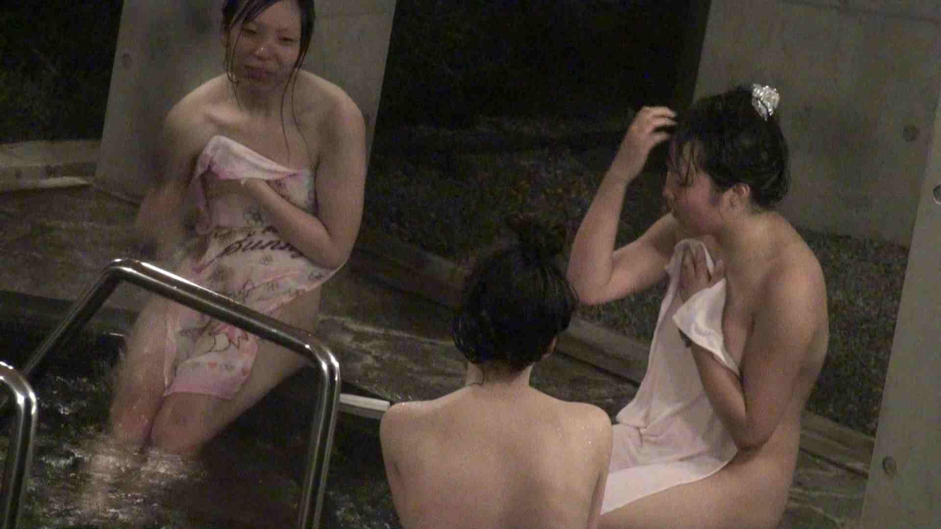 Aquaな露天風呂Vol.383 露天  99枚 93