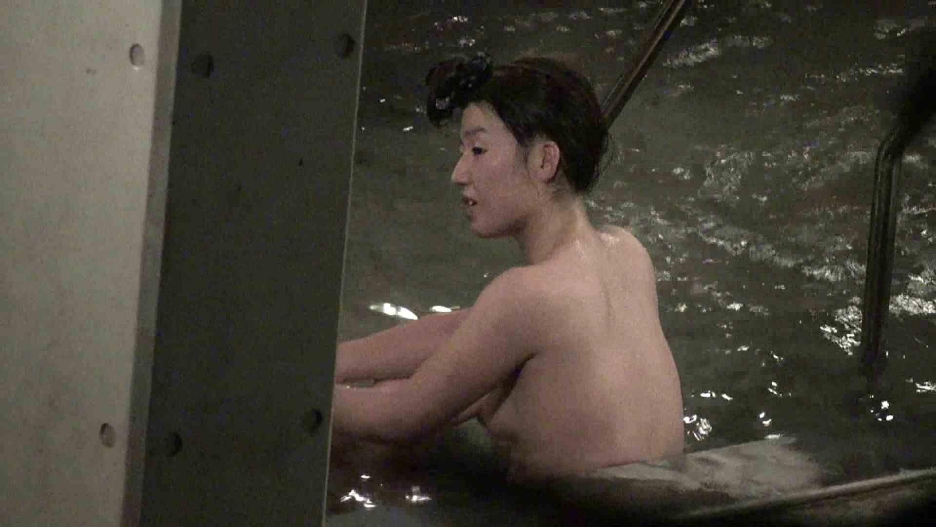 Aquaな露天風呂Vol.398 露天 われめAV動画紹介 96枚 53