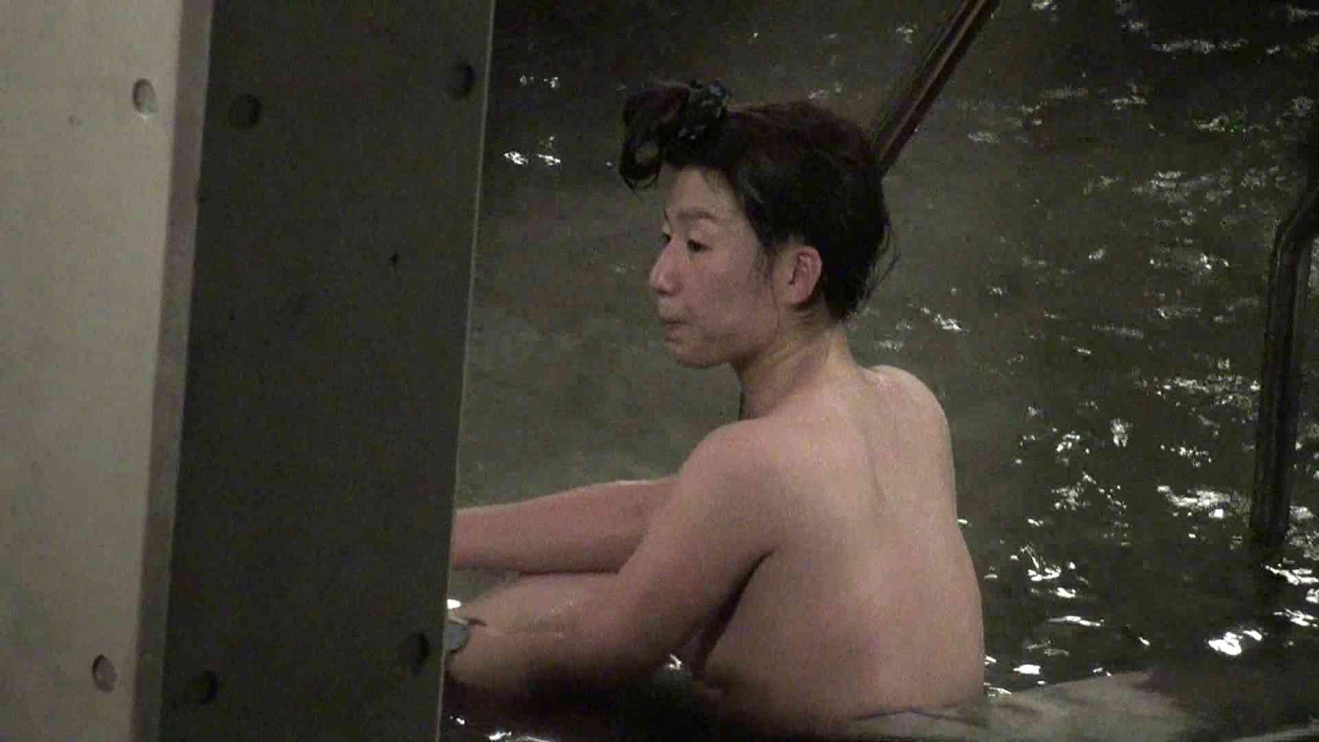 Aquaな露天風呂Vol.398 露天 われめAV動画紹介 96枚 56