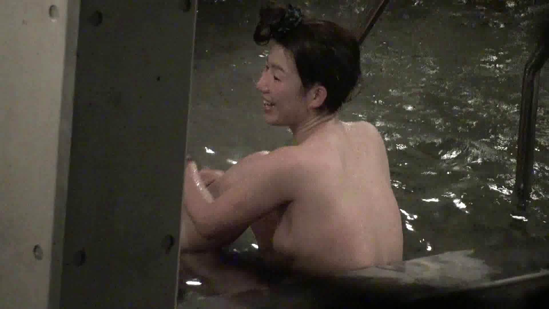 Aquaな露天風呂Vol.398 露天 われめAV動画紹介 96枚 59