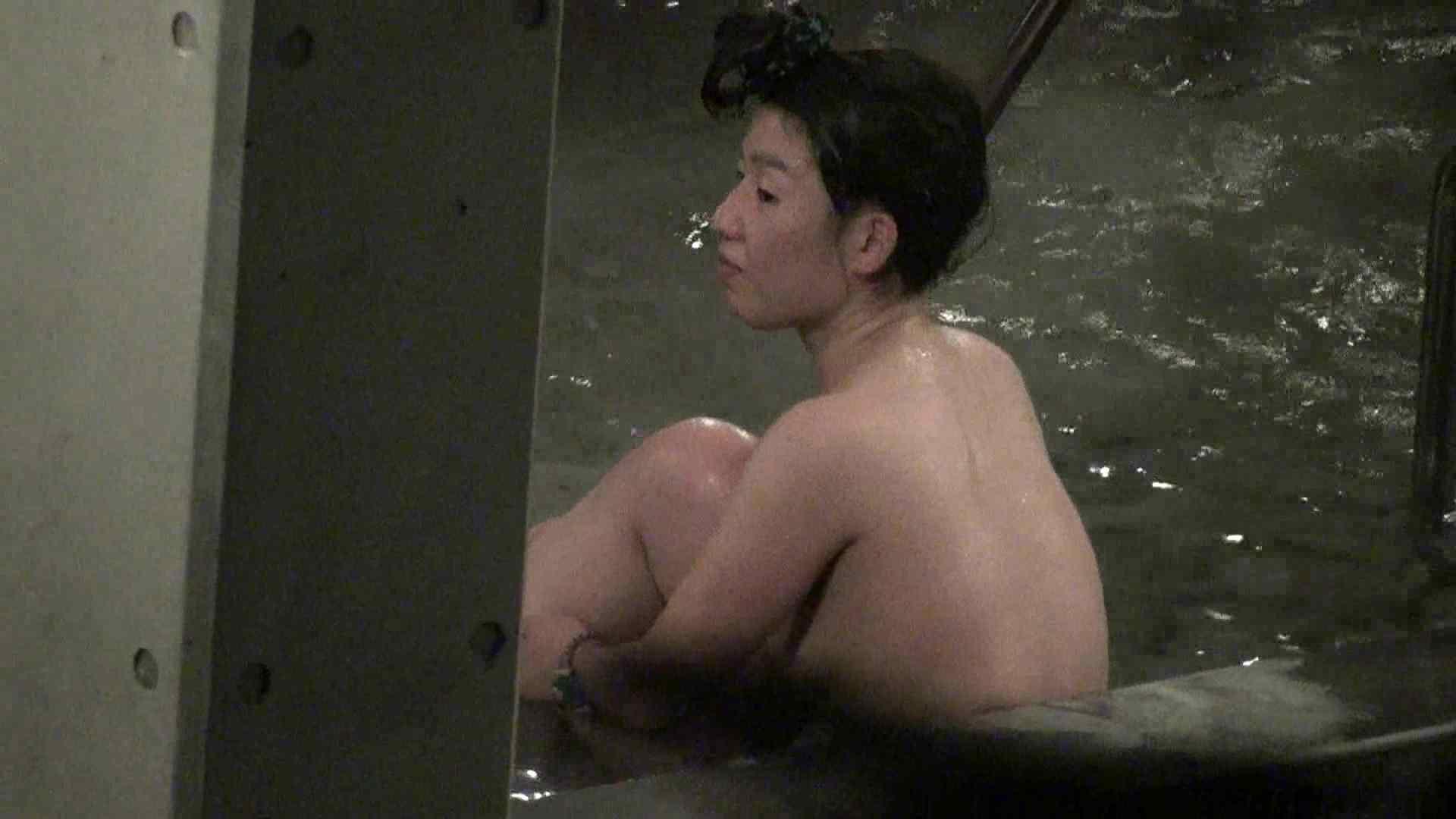 Aquaな露天風呂Vol.398 露天 われめAV動画紹介 96枚 62
