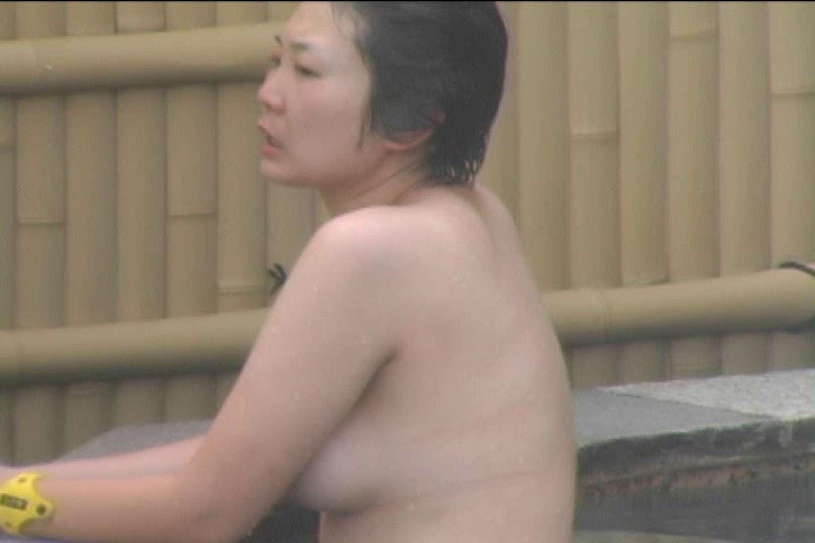 Aquaな露天風呂Vol.531 露天 ぱこり動画紹介 76枚 56