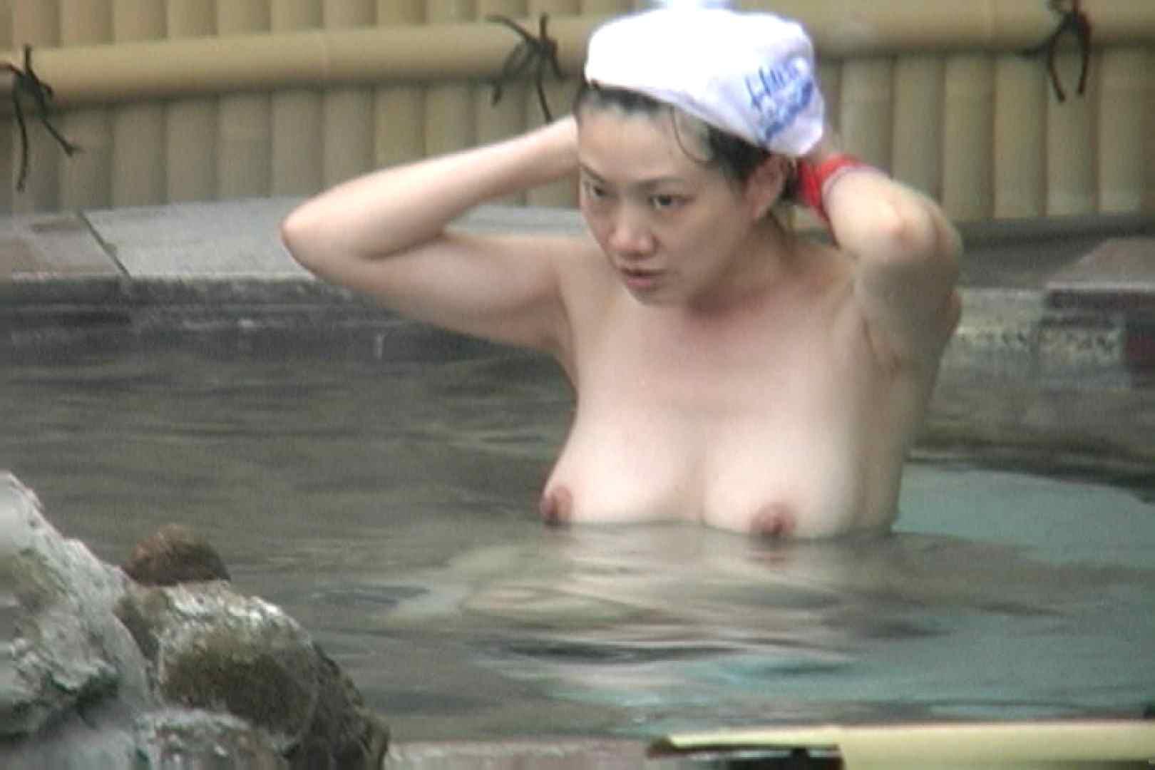 Aquaな露天風呂Vol.547 露天   綺麗なOLたち  100枚 85