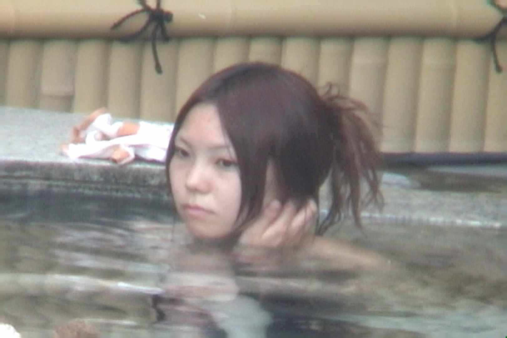 Aquaな露天風呂Vol.570 綺麗なOLたち | 露天  71枚 34