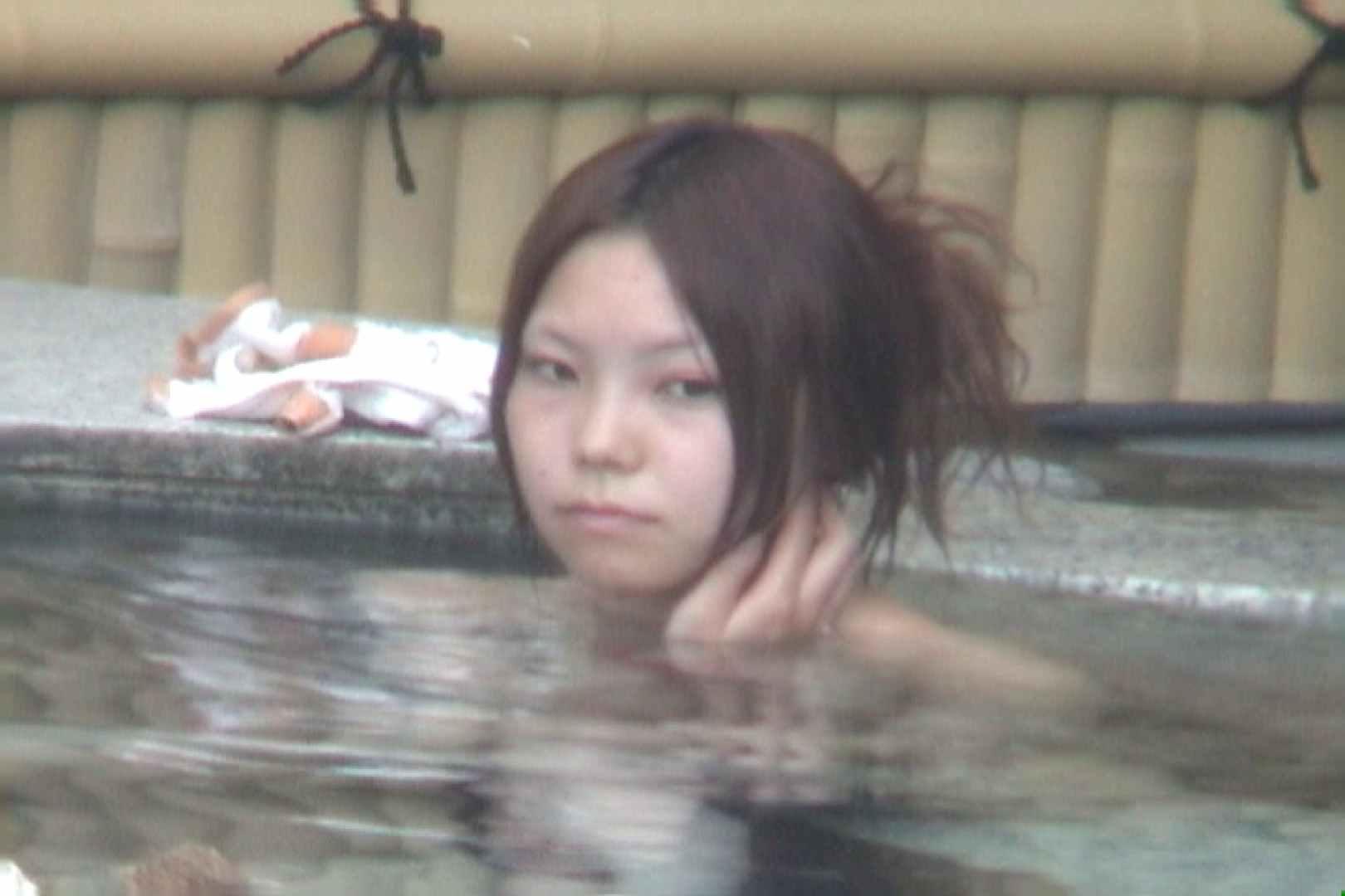 Aquaな露天風呂Vol.570 綺麗なOLたち  71枚 36