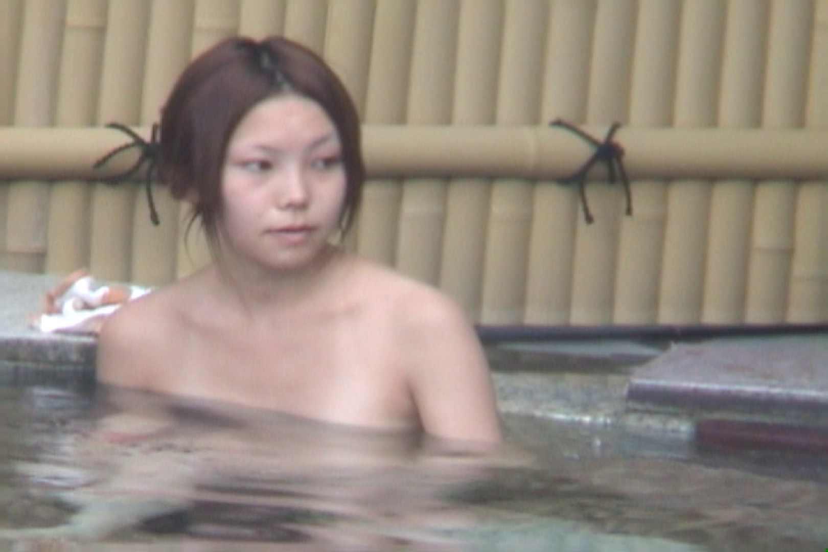 Aquaな露天風呂Vol.570 綺麗なOLたち  71枚 63